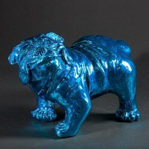 ArtDog   Matière: Bronze   Taille: 34H x 44P x 35L cm   Année: 2017