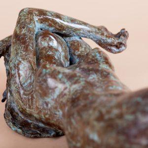 La Femme Allongée -The Extended Woman | Matière: Bronze | Taille: 39 x 18 cm | Année: 2010